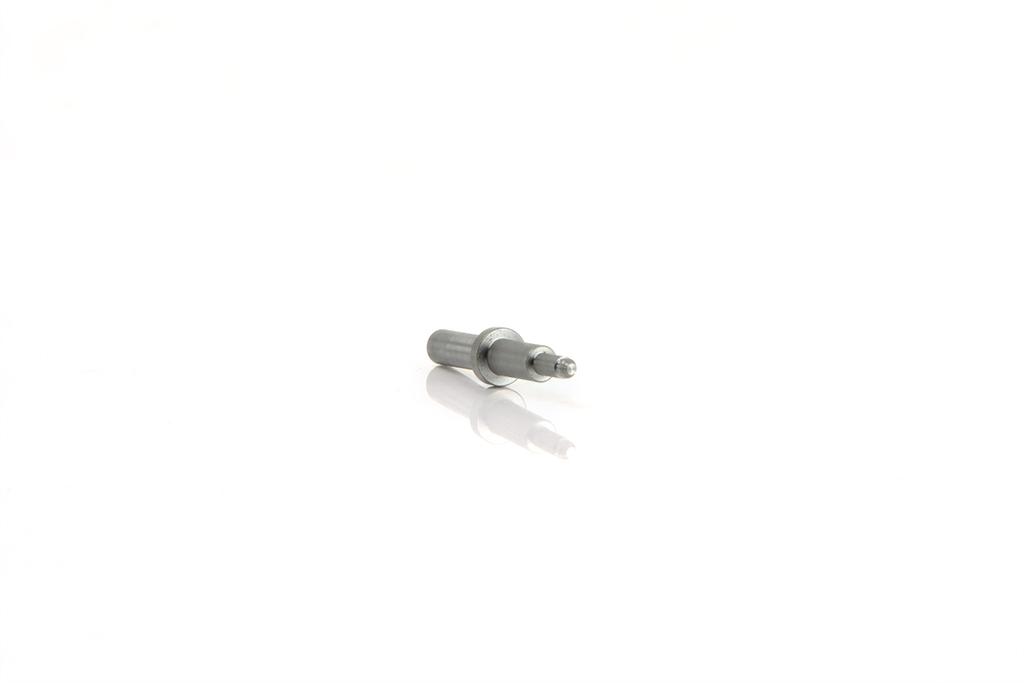 Machined pin