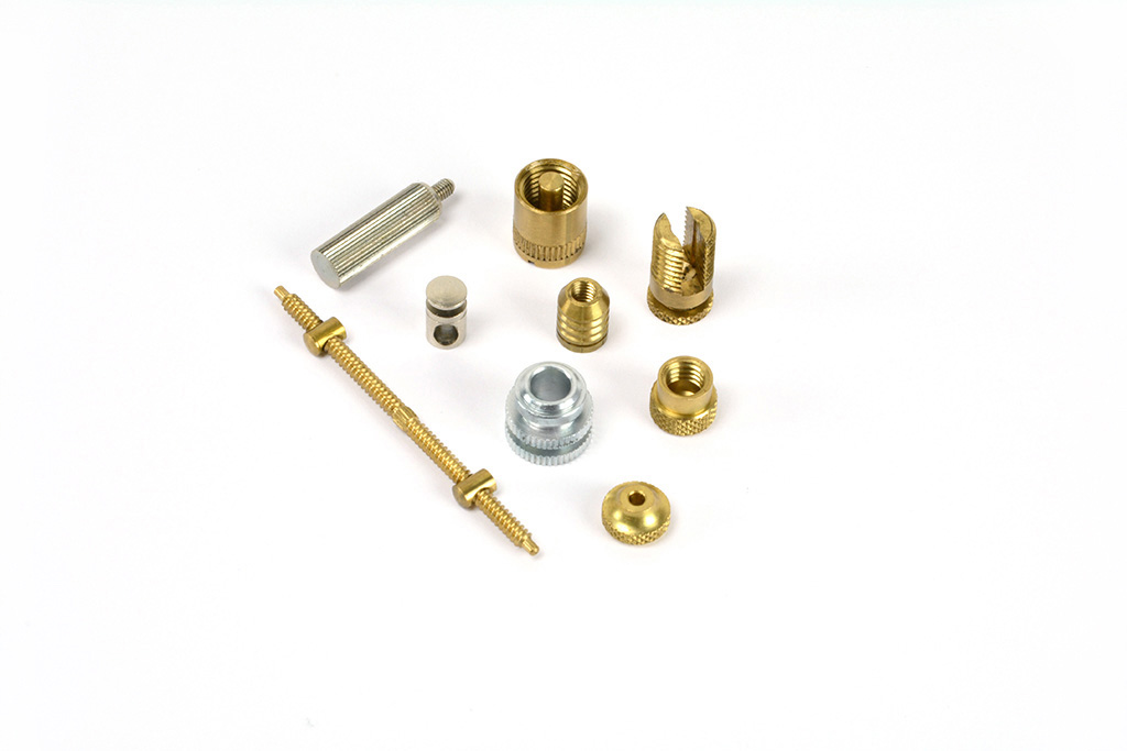 Brass group small pieces