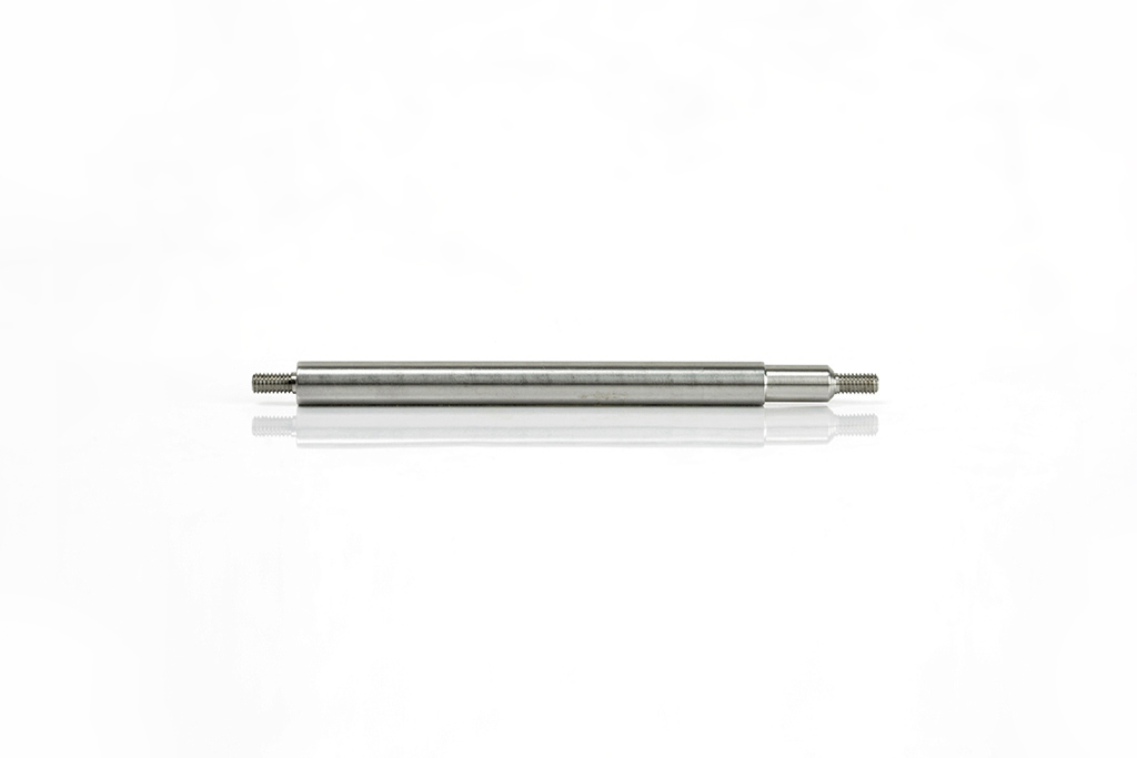 Metric threaded stainless steel tie rod